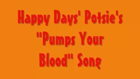 Thumbnail for entry Pumps Your Blood