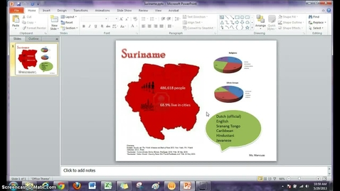 Thumbnail for entry PowerPoint Infographic Save As PDF
