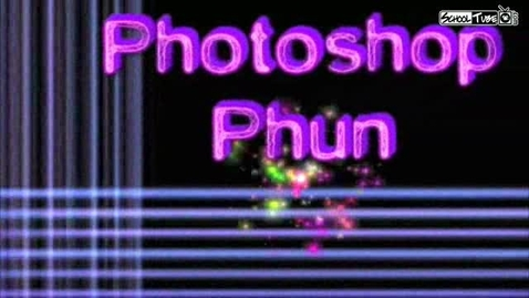 Thumbnail for entry Photoshop Phun Lesson 1-Changing Backgrounds