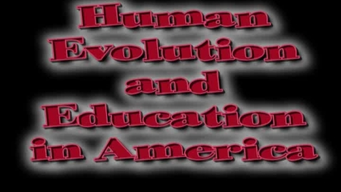 Thumbnail for entry Discussing Human Evolution with Dr. Donald Johanson