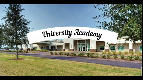 Thumbnail for entry Mr. Smith Welcome to University Academy, 2020-21