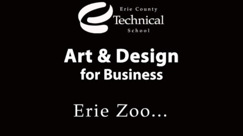Thumbnail for entry ECTS Student Photography/Postcard Competition - Erie Zoo