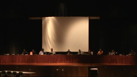 Thumbnail for entry CASD Special Board Meeting 9-10-19 p1
