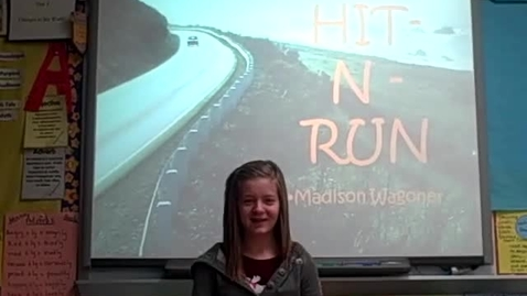 Thumbnail for entry Hit and Run