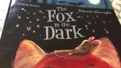 Thumbnail for entry The Fox in the Dark