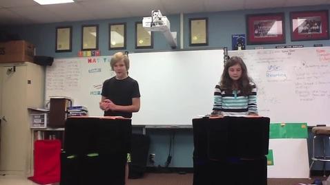 Thumbnail for entry Shane's 1st Affirmative Debate