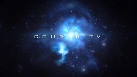 Thumbnail for entry 60 Cougar TV 2017-2018, Capital High School, Charleston, WV