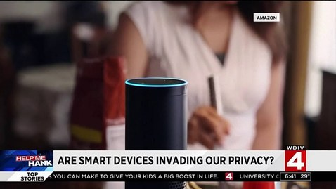 Thumbnail for entry Are smart home devices invading our privacy?