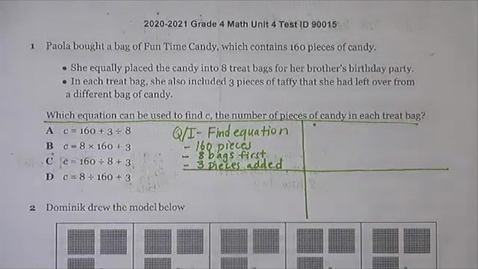 Thumbnail for entry Math Test Unit 4 Review