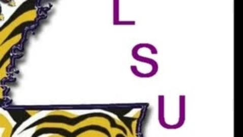 Thumbnail for entry Geaux Tigers!  January 9, 2012