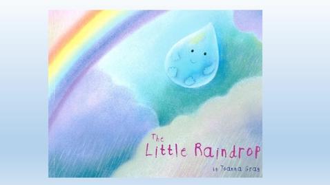 Thumbnail for entry Little raindrop