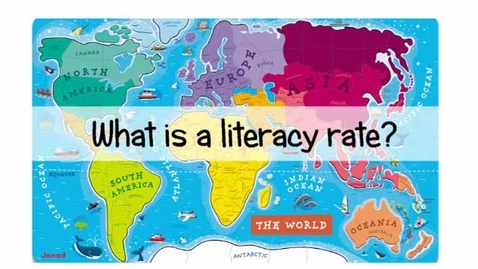 Thumbnail for entry Intro for Literacy Around the World ThingLink