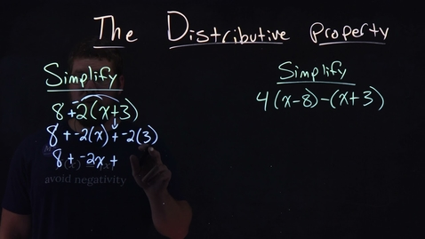Thumbnail for entry Understanding the Distributive Property | Part 3 | 2 Examples | Minute Math