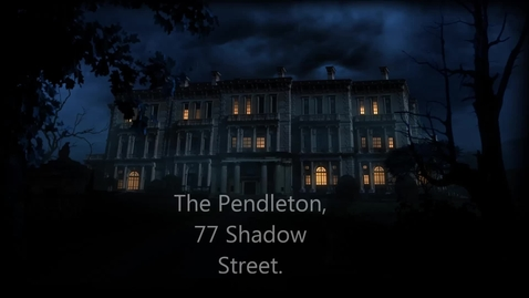 Thumbnail for entry 77 Shadow Street