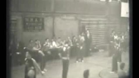 Thumbnail for entry 1964 MSHS Basketball vs. Negaunee
