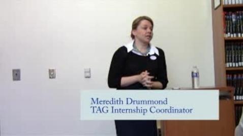 Thumbnail for entry Meredith Drummond--Link Speaker S2012