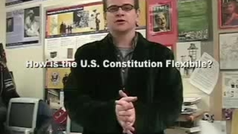 Thumbnail for entry Constitutional Flexibility in Ten Minutes