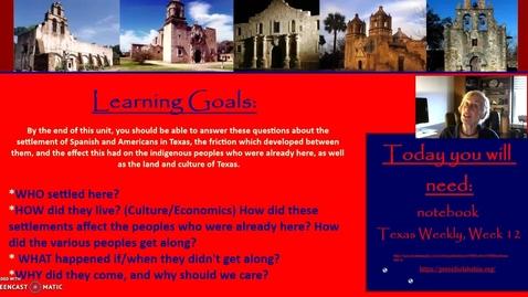 Thumbnail for entry Spanish Texas
