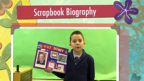Thumbnail for entry Ashton's Scrapbook Biography