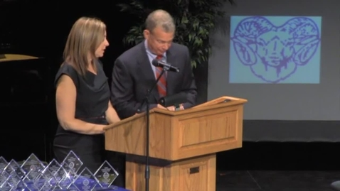 Thumbnail for entry Ladue High School - 2012 Distinguished Alumni, Jill Morose Turec