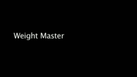 Thumbnail for entry Weight Master