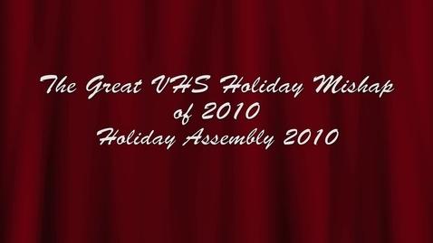 Thumbnail for entry Holiday Mishap