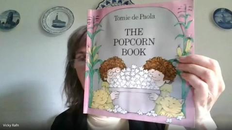 Thumbnail for entry Popcorn - Mrs. Rafn