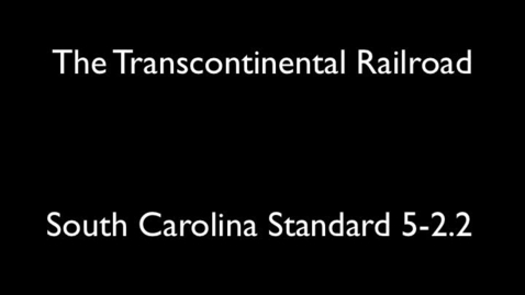 Thumbnail for entry Transcontinental Railroad Standard 5-2.2