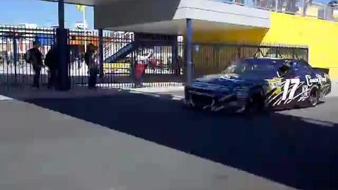 Thumbnail for entry Garage Visit: Las Vegas Motor Speedway