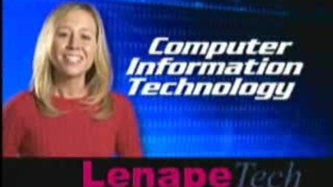 Thumbnail for entry Computer Information Technology