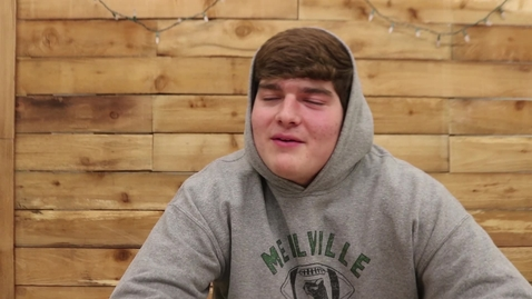 Thumbnail for entry Humans of Mehlville - Mitchell Walters