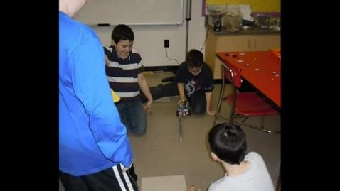 Thumbnail for entry February Robotics