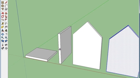 Thumbnail for entry Birdhouse Part 2 on SketchUp