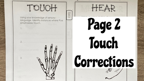 Thumbnail for entry Page 2 - Touch