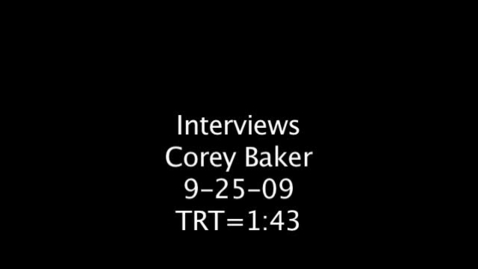 Thumbnail for entry Contructed From Ruins: Guitarist Interview