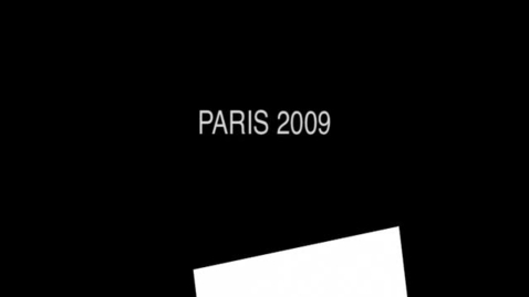 Thumbnail for entry Paris, France - Summer 2009