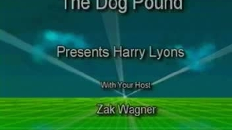 Thumbnail for entry The Dog Pound featuring WWII Vet Harry Lyons