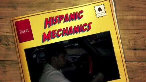 Thumbnail for entry Hispanic Mechanics Saved the Date
