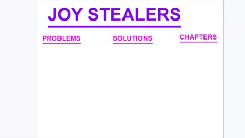 Thumbnail for entry Joy Stealers--Phil. 1