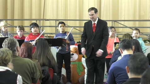 Thumbnail for entry Parker Elementary School Holiday Concert 2019