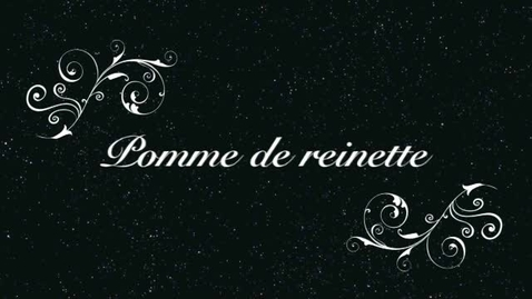Thumbnail for entry Pomme de reinette