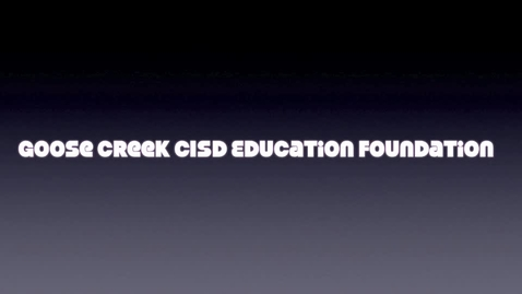 Thumbnail for entry Education Foundation