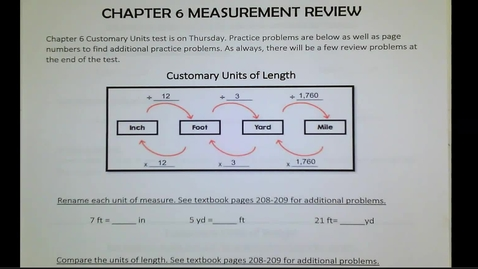 Thumbnail for entry Customary Test Review Answers