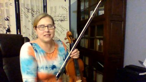 Thumbnail for entry 5th GR Violin and Viola EE Bk Pg 23 Week 7
