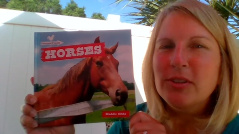 Thumbnail for entry Horses by Maddie Gibbs