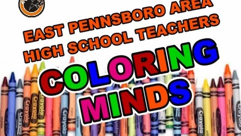 Thumbnail for entry EPHS Teachers Color Minds