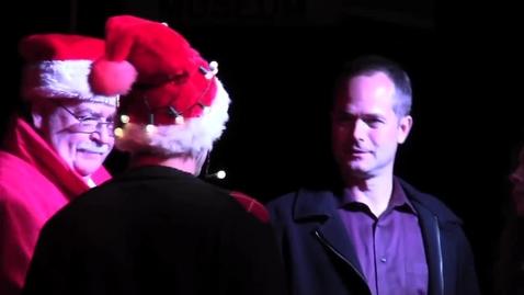 Thumbnail for entry Christmas Tree Lighting
