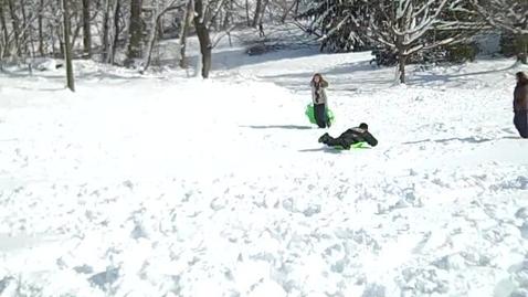 Thumbnail for entry sledding flip