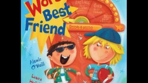 Thumbnail for entry The Worst Best Friend