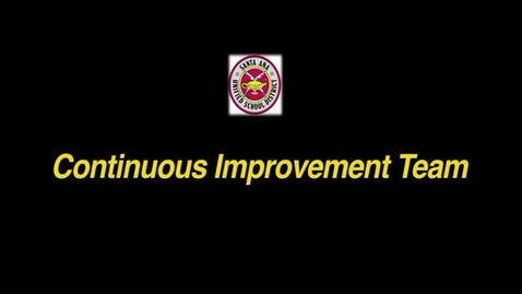 Thumbnail for entry SAUSD Continuous Improvement Team - JP Morgan Chase and Company Grant